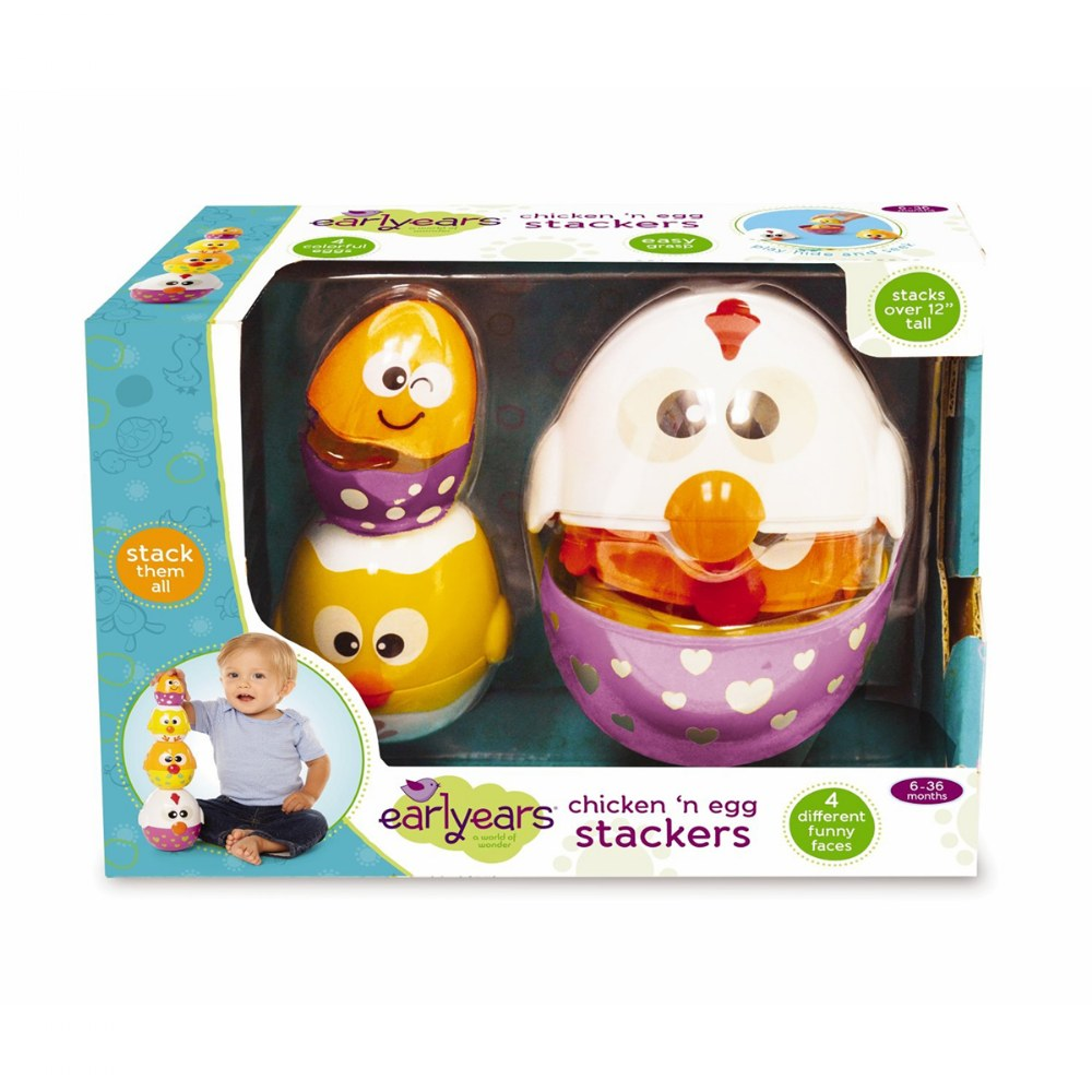 Alternate Image #6 of Chicken & Egg Stackers