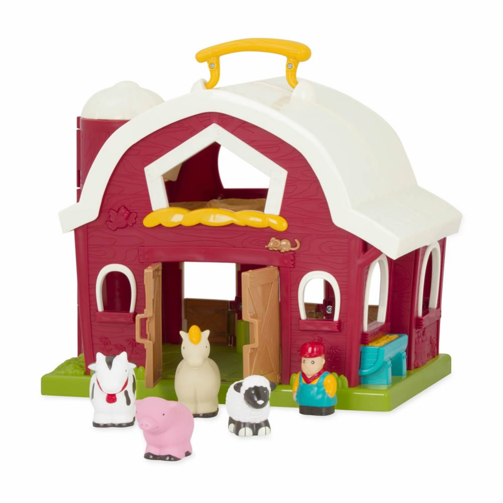 Alternate Image #2 of Toddler's First Big Red Barn and Farm Animals