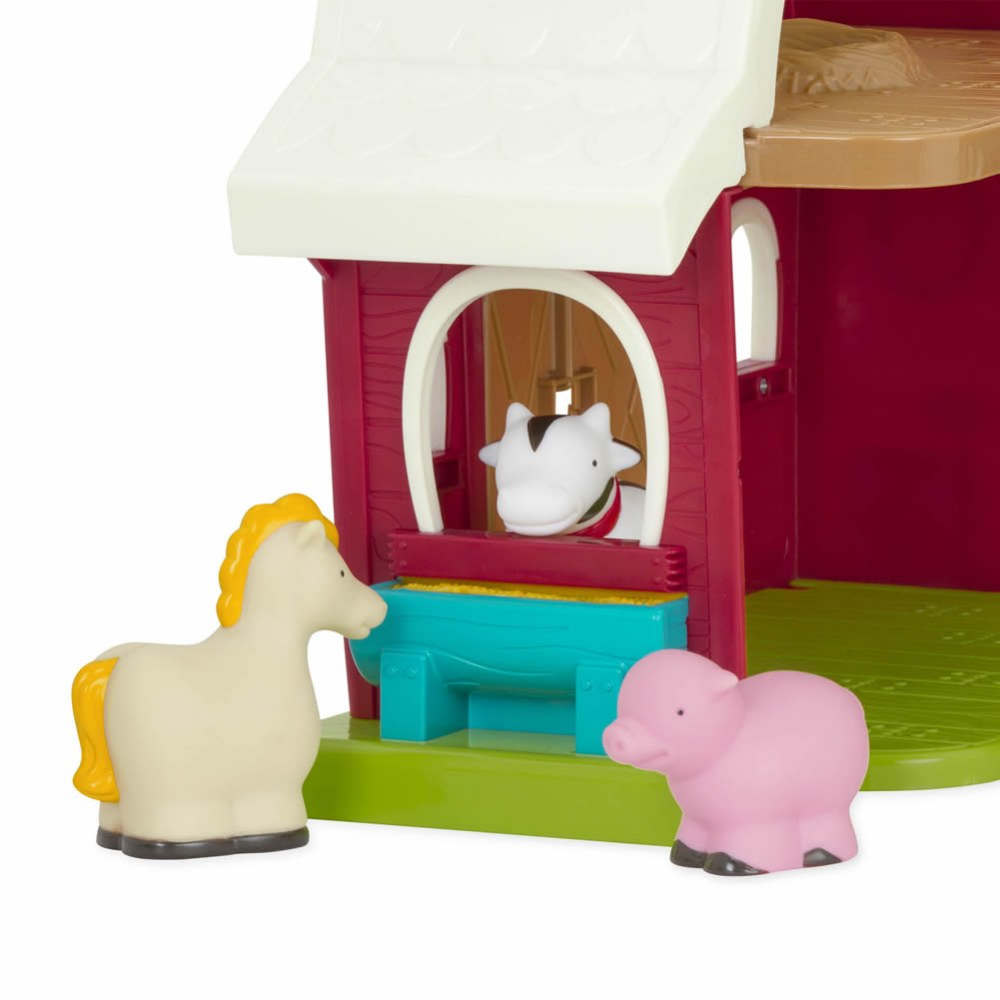 Alternate Image #3 of Toddler's First Big Red Barn and Farm Animals