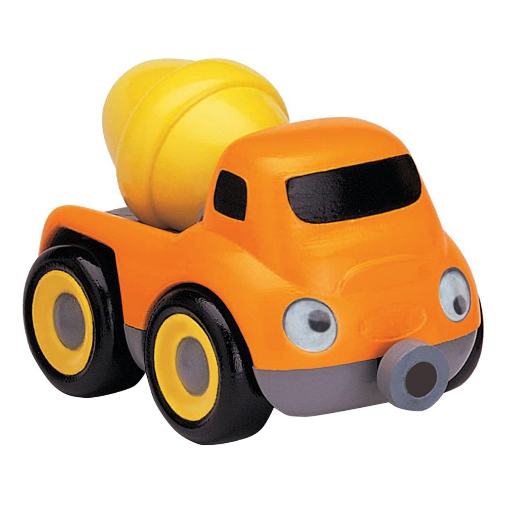 Alternate Image #1 of Preschool Construction Truck Tailgate Trio - Set of 3