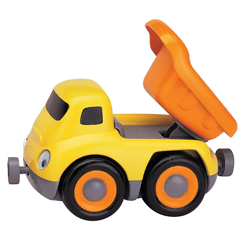 Alternate Image #2 of Preschool Construction Truck Tailgate Trio - Set of 3