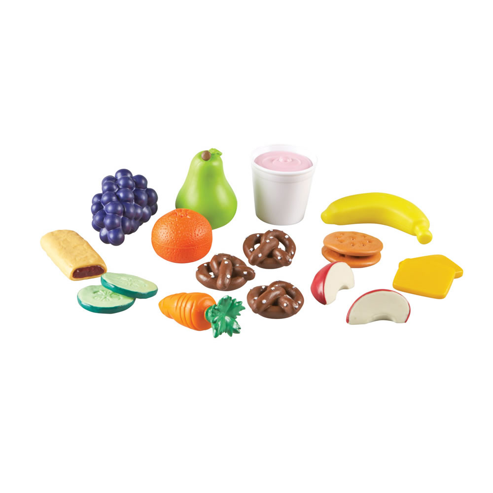 Alternate Image #1 of New Sprouts® Healthy Snack Play Food Set