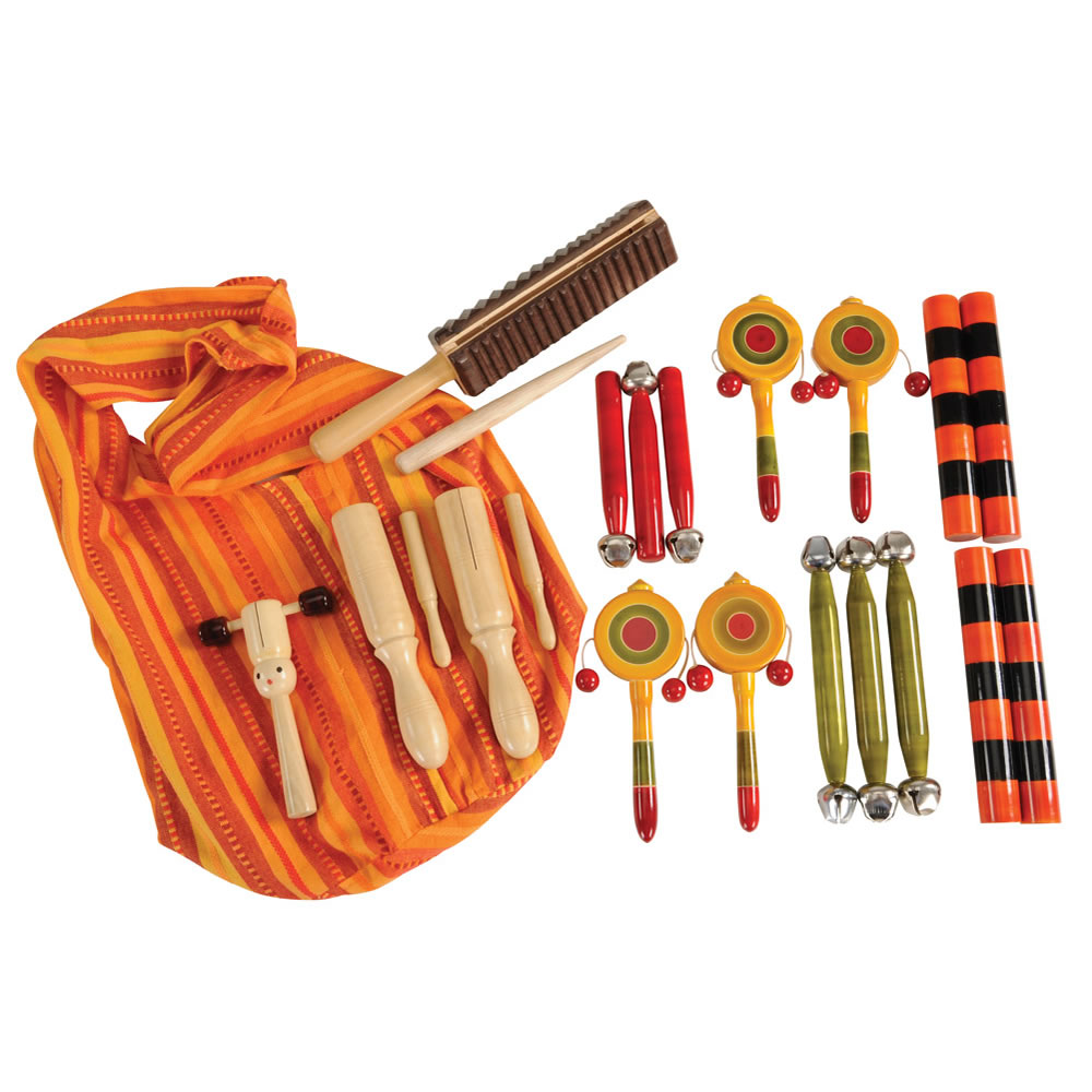 Shake, Rattle and Rhythm Kit