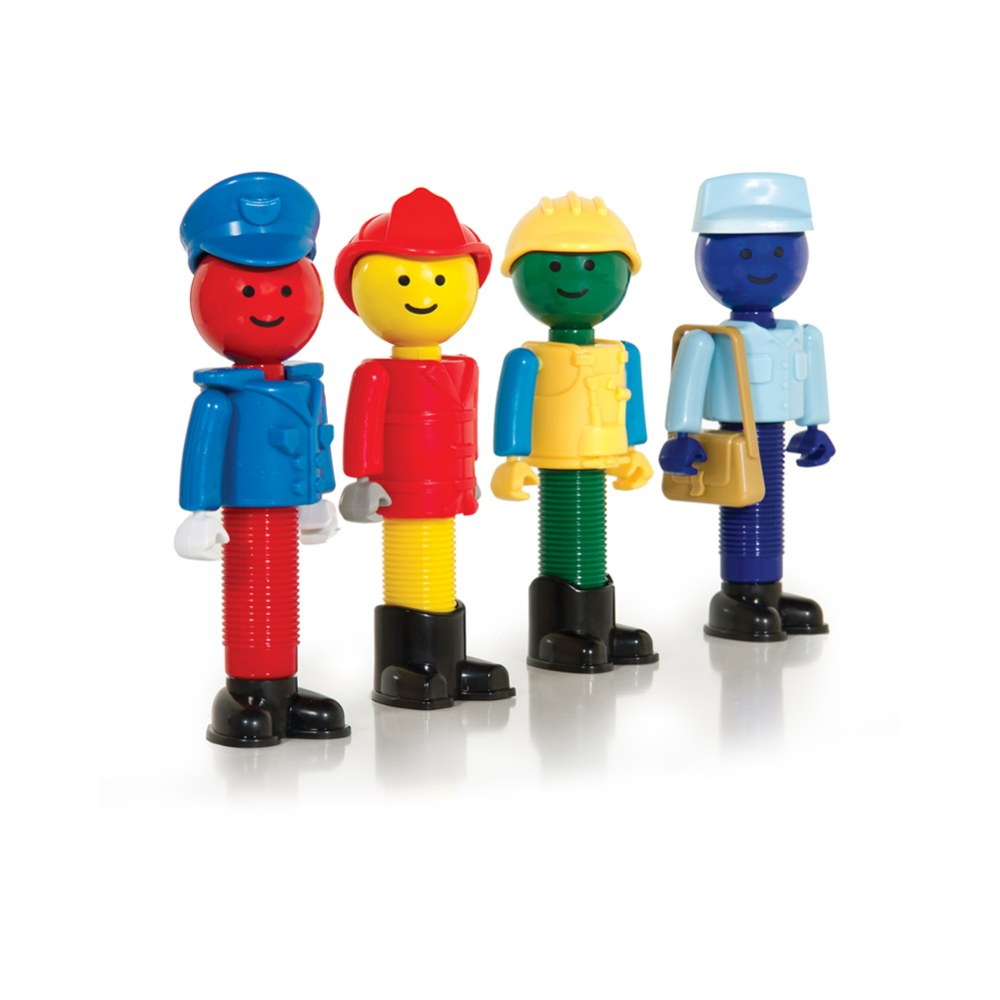 Better Builders® Community People - Set of 4