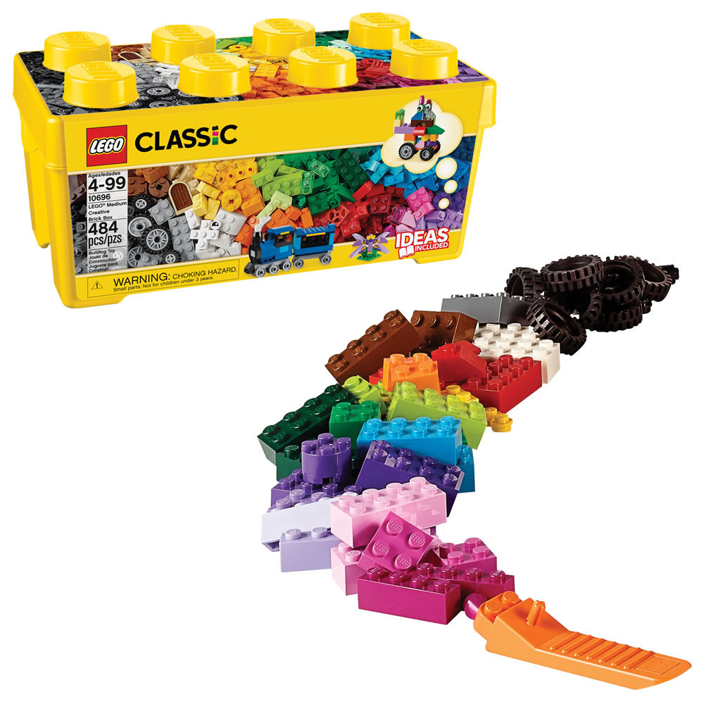 LEGO® Classic Medium Brick Box (10696)