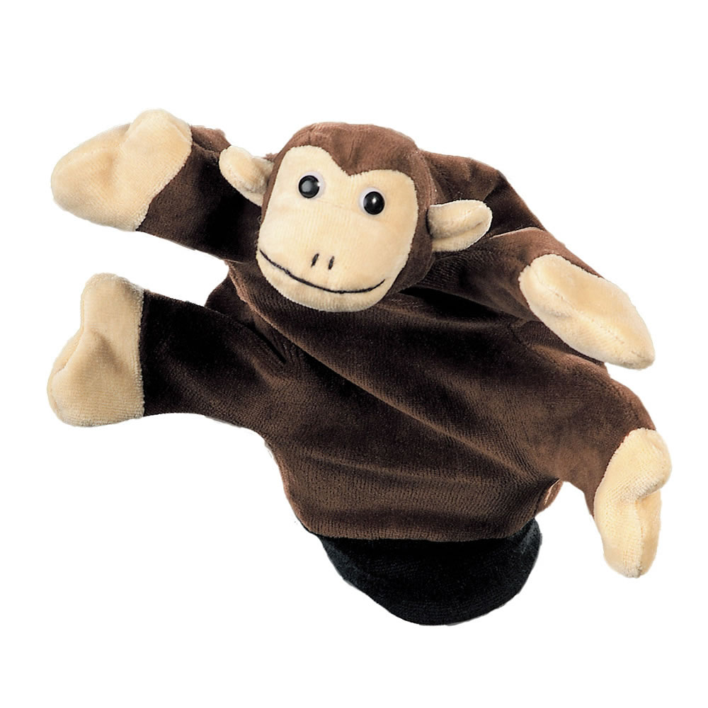Monkey Glove Puppet