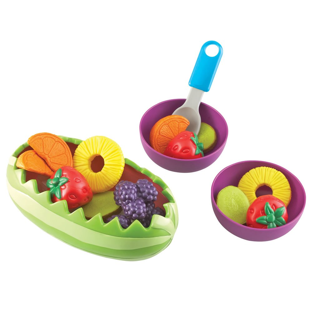 Alternate Image #1 of New Sprouts® Pretend Play Fresh Fruit Salad