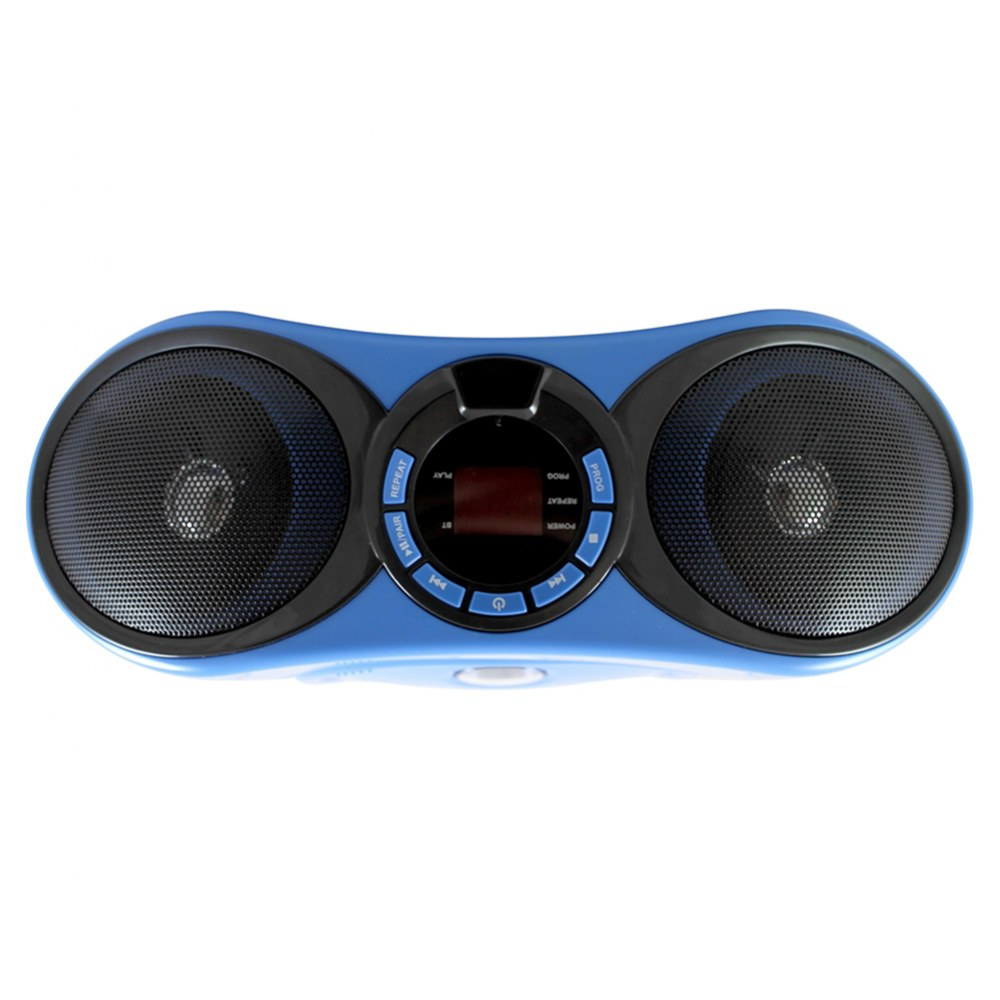 Alternate Image #2 of Boombox CD/FM Media Player with Bluetooth® Receiver