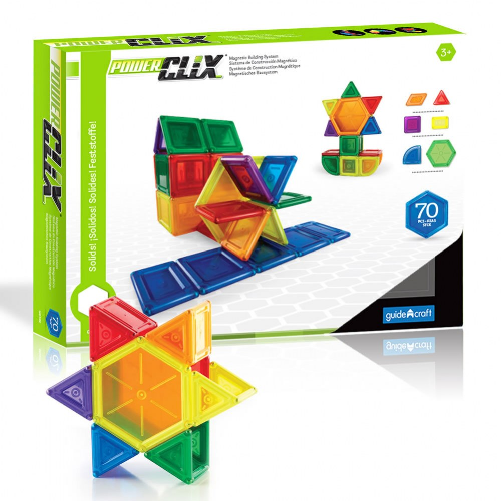 PowerClix® Solids Education Set