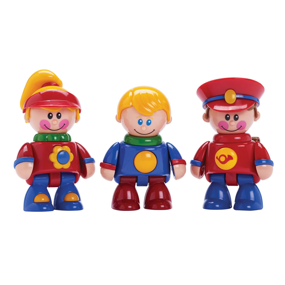 TOLO® First Friends - Caucasian (Set of 3)