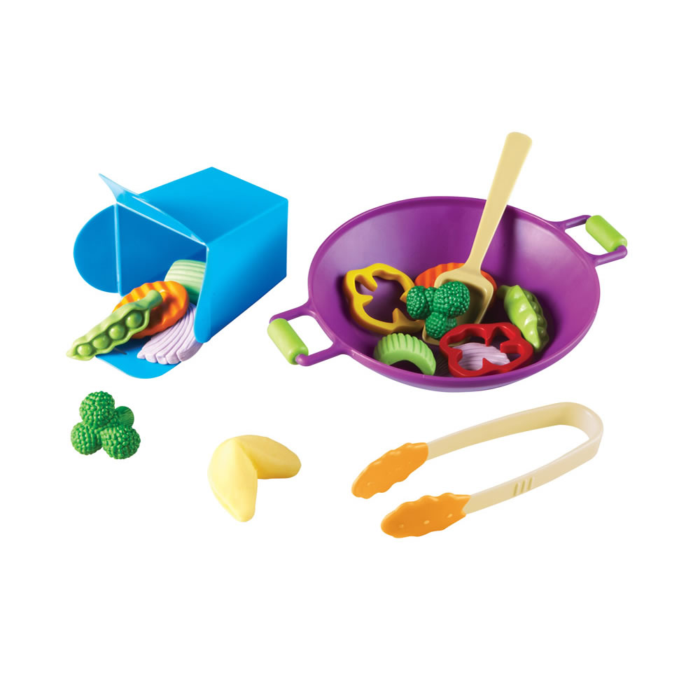 Alternate Image #1 of New Sprouts® Colorful Vegetables Stir Fry Set