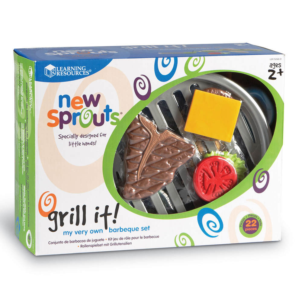 Alternate Image #3 of New Sprouts® Grill It! With Vegetables and Meat
