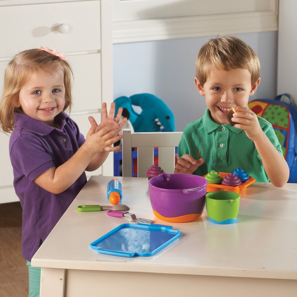 Alternate Image #2 of New Sprouts® Bake It! Role Play Little Bakers