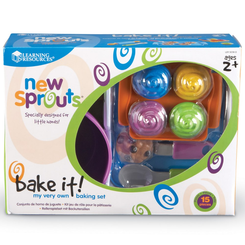 Alternate Image #3 of New Sprouts® Bake It! Role Play Little Bakers