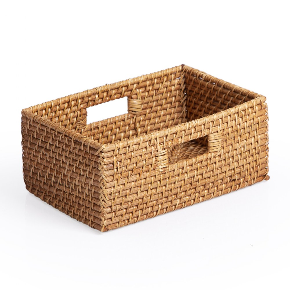 Alternate Image #3 of Sense of Place Rectangular Storage Baskets - Set of 3
