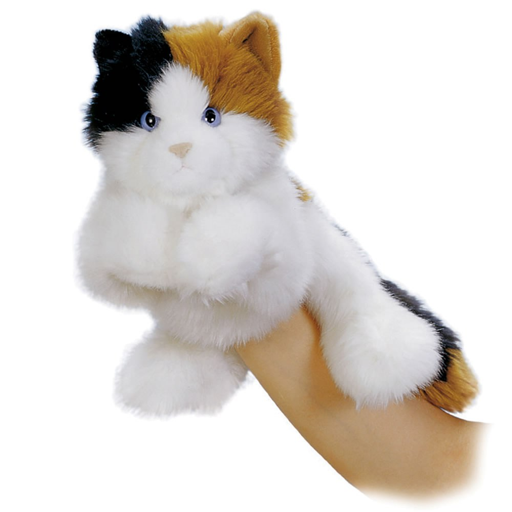 Alternate Image #1 of Pet Hand Puppets- Set of 4