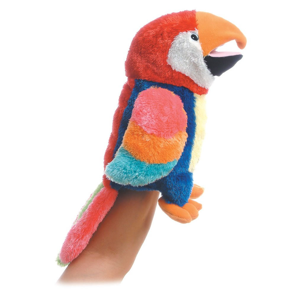 Alternate Image #3 of Pet Hand Puppets- Set of 4