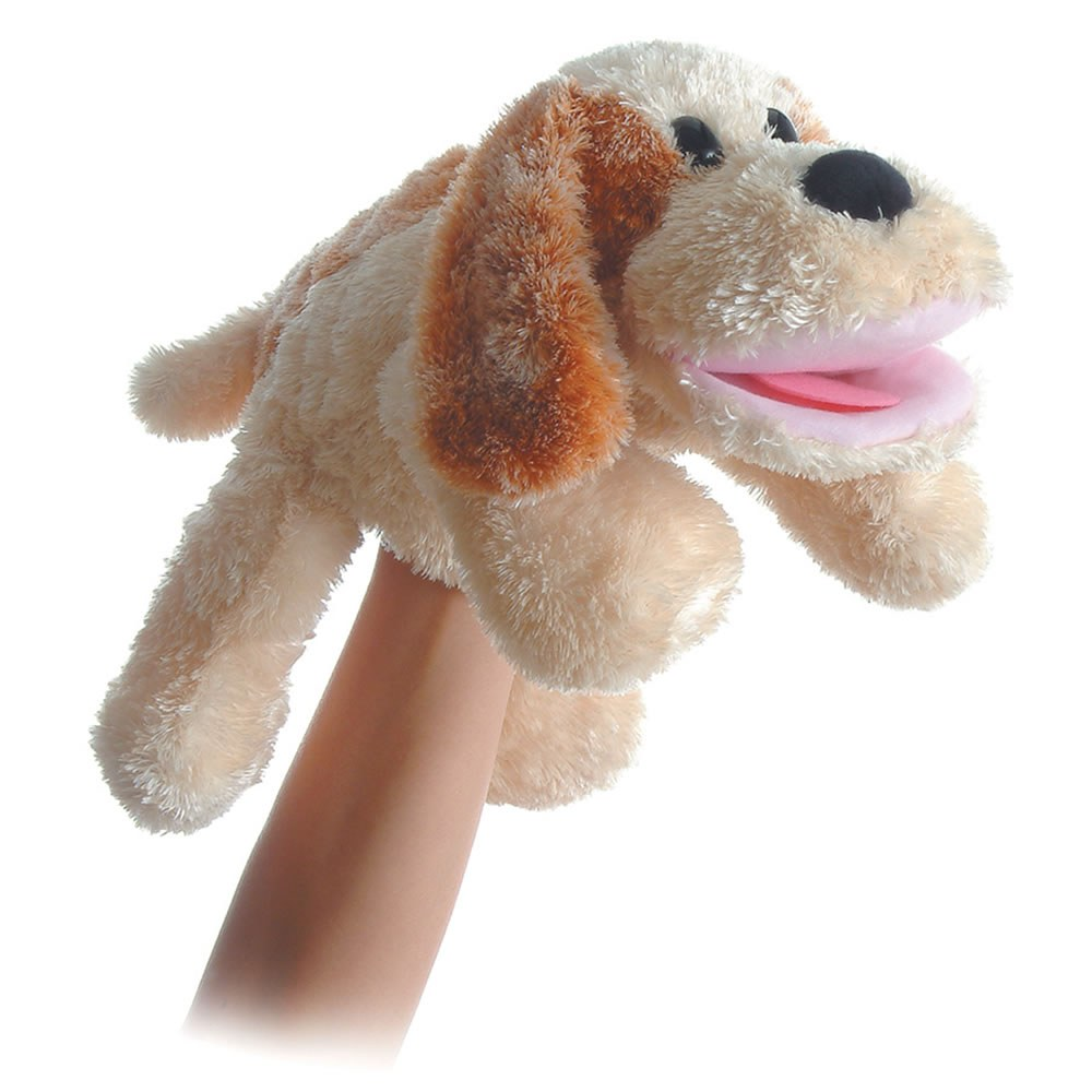 Alternate Image #4 of Pet Hand Puppets- Set of 4
