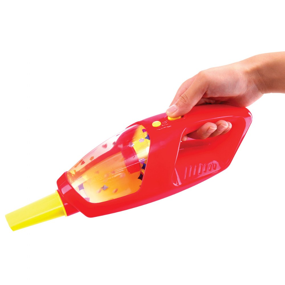 Alternate Image #3 of 2-in-1 Dramatic Play Vacuum Cleaner with Sound