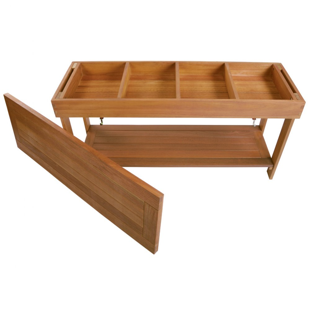 Alternate Image #10 of Outdoor Sorting Table with Lid
