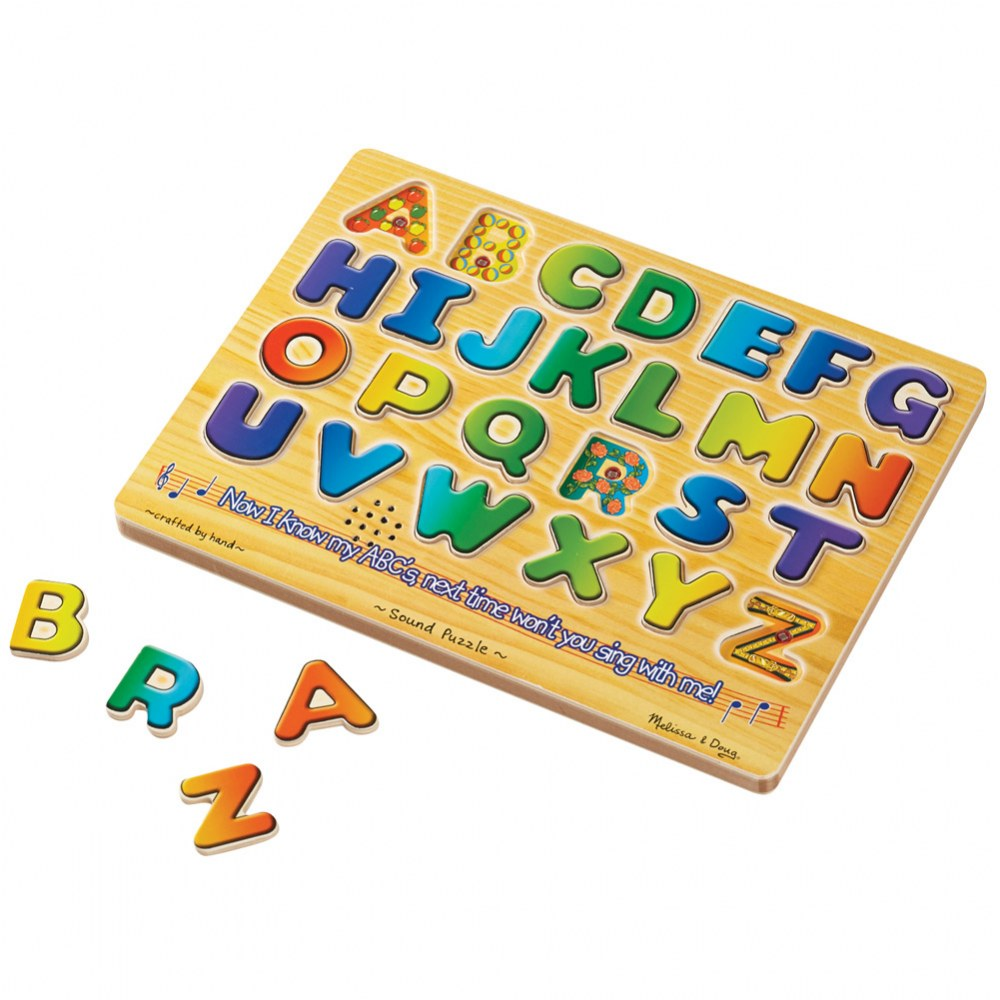 Alternate Image #1 of Alphabet Sound Puzzle