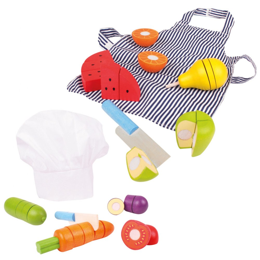 Chef's Fruit and Vegetable Prep Set