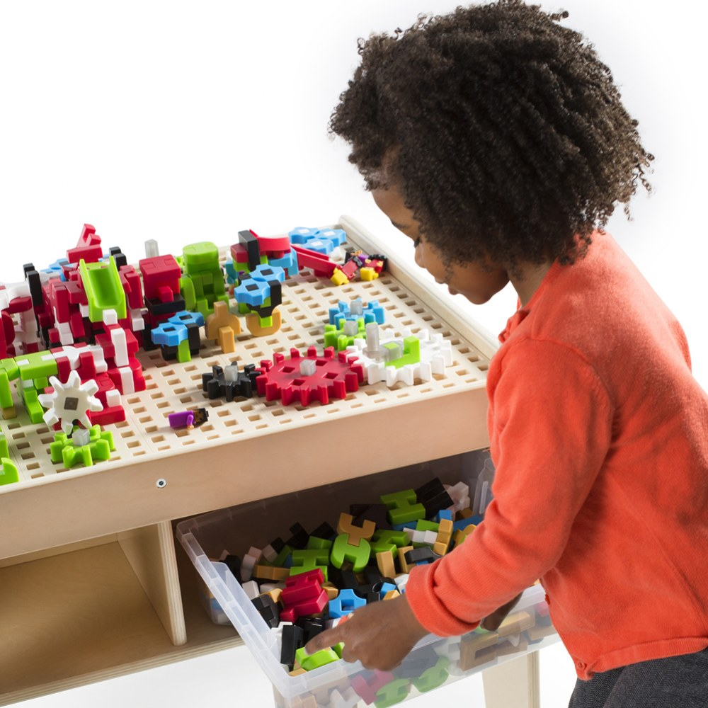 Alternate Image #1 of IO Blocks® Center - 458 Building Pieces - STEM Educational and Learning Toy for Toddlers