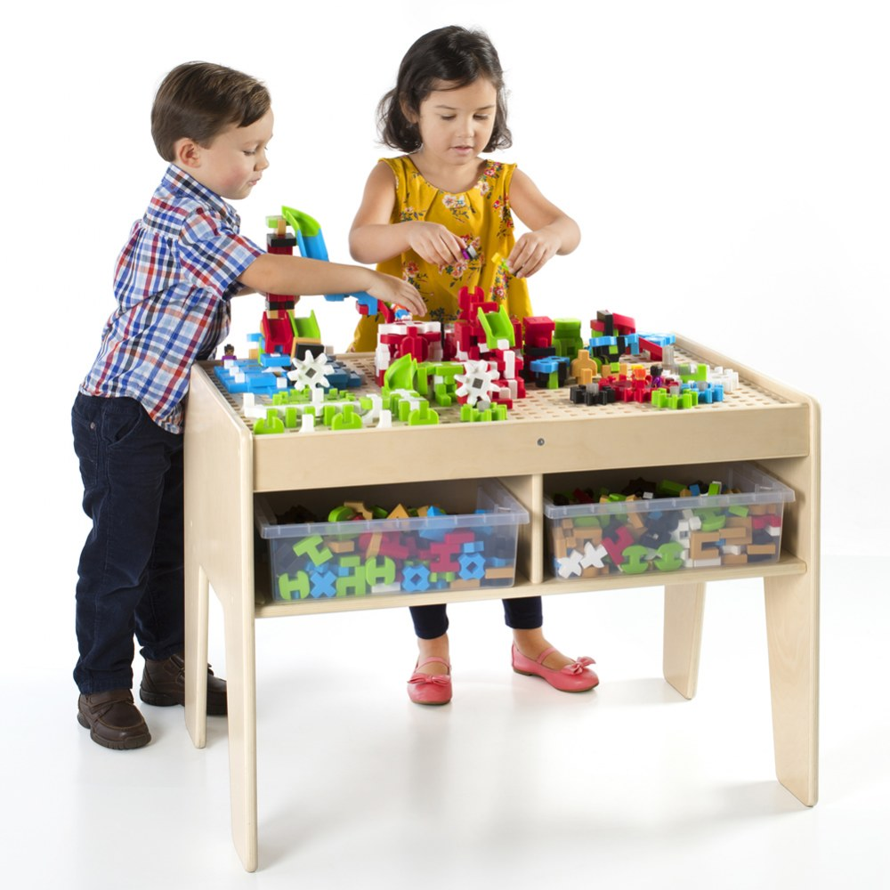 Alternate Image #4 of IO Blocks® Center - 458 Building Pieces - STEM Educational and Learning Toy for Toddlers