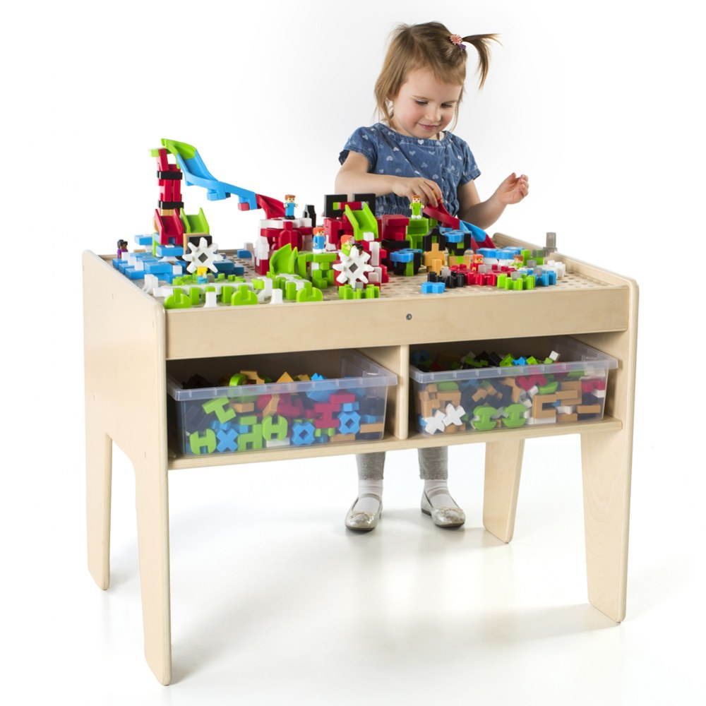 Alternate Image #12 of IO Blocks® Center - 458 Building Pieces - STEM Educational and Learning Toy for Toddlers