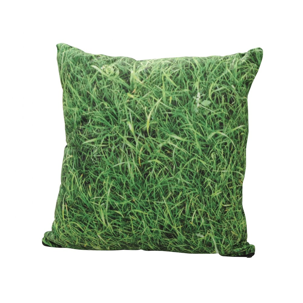 Alternate Image #1 of Grass Print Pillows - Set of 4