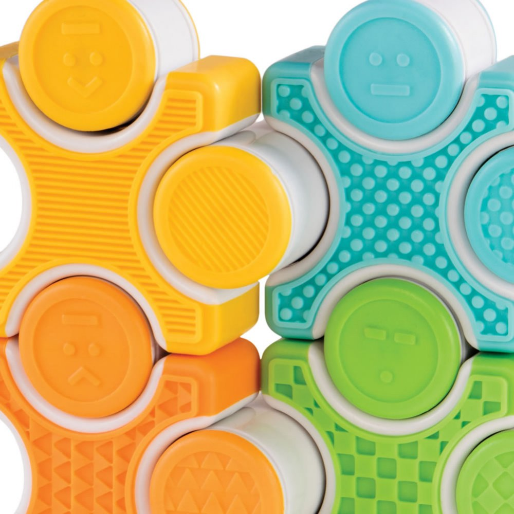 Alternate Image #2 of Grippies® Stackers - 24 Piece Set