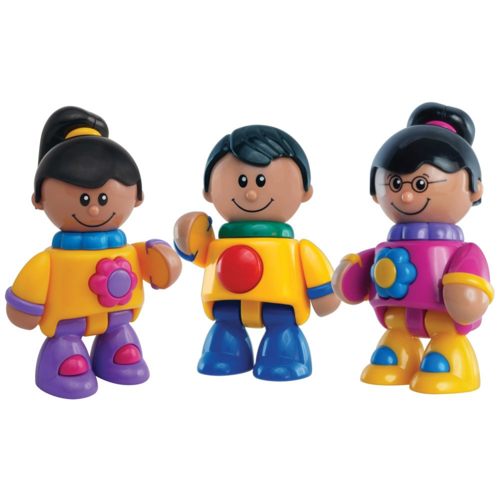 TOLO® First Friends - Hispanic - Set of 3