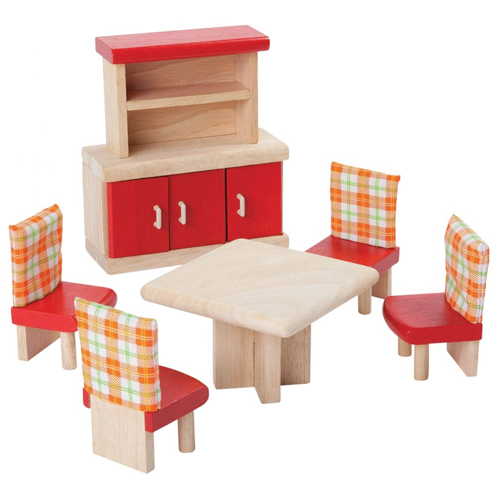 Alternate Image #5 of Wooden Dollhouse Furniture
