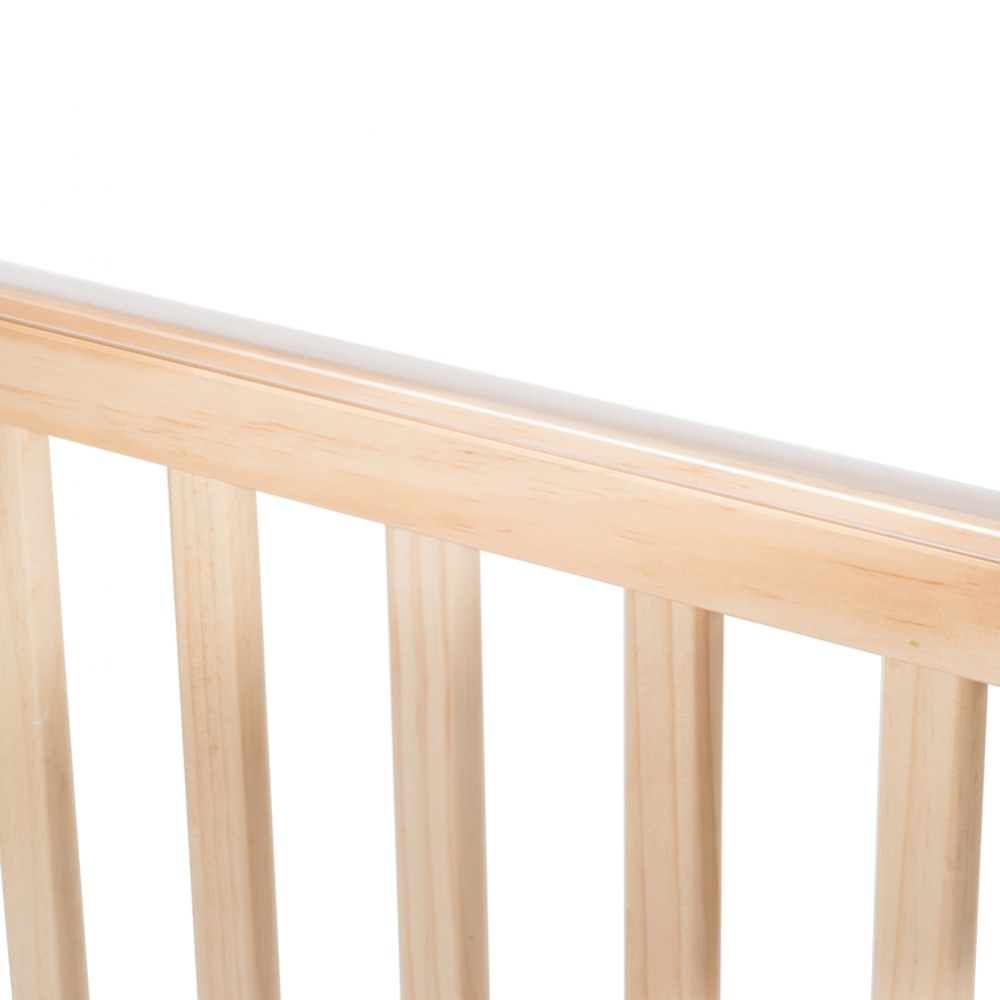 Alternate Image #4 of Next Generation Serenity SafeReach™ Compact Clearview Crib