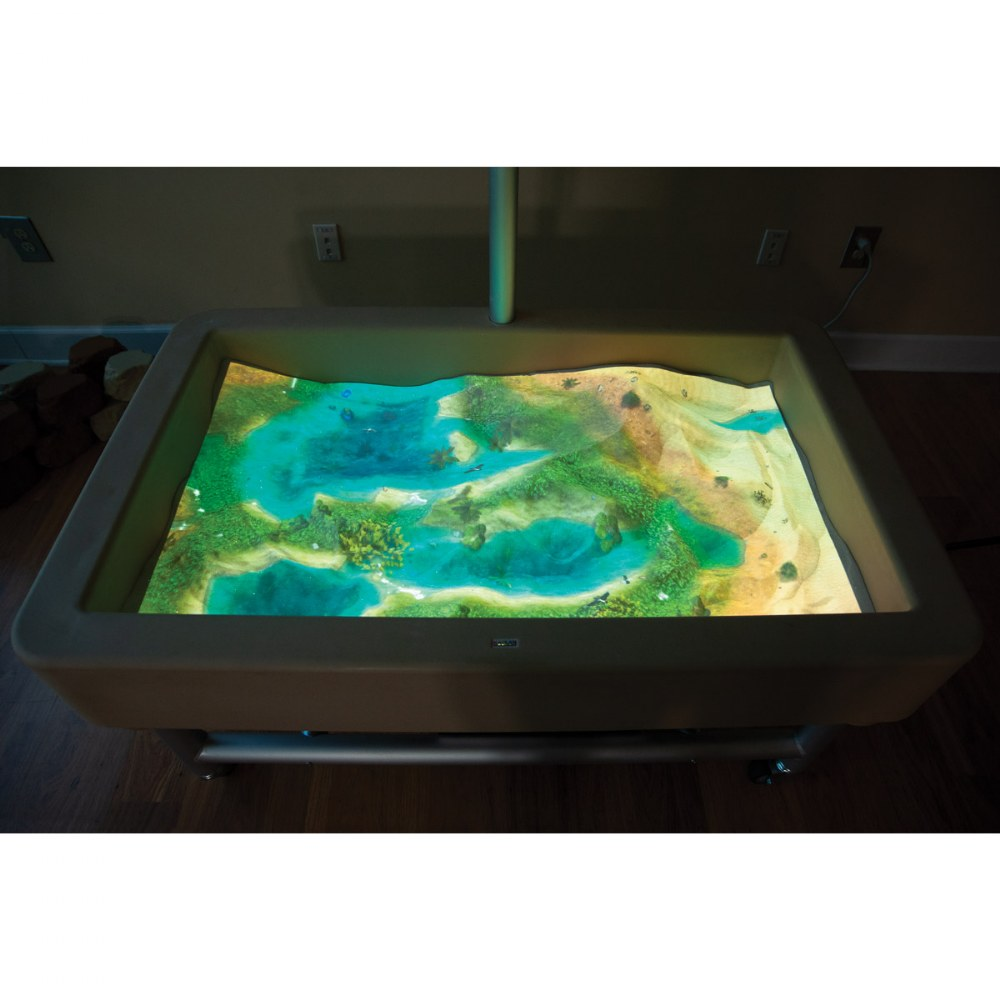 Alternate Image #9 of Augmented Reality Sand Table