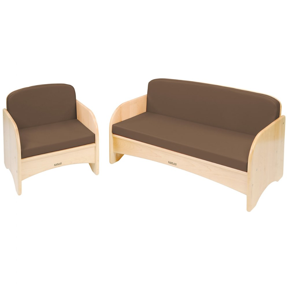 Carolina Toddler Couch and Chair