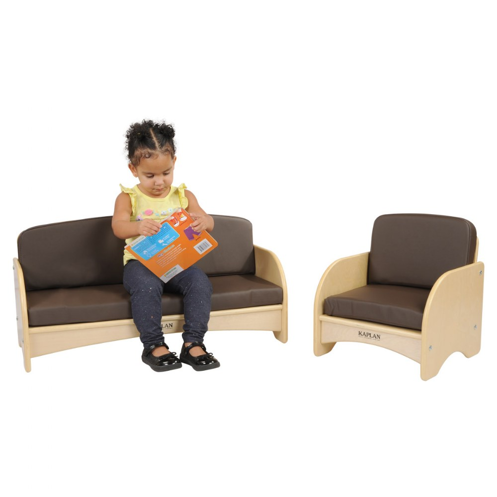 Alternate Image #4 of Carolina Toddler Couch and Chair