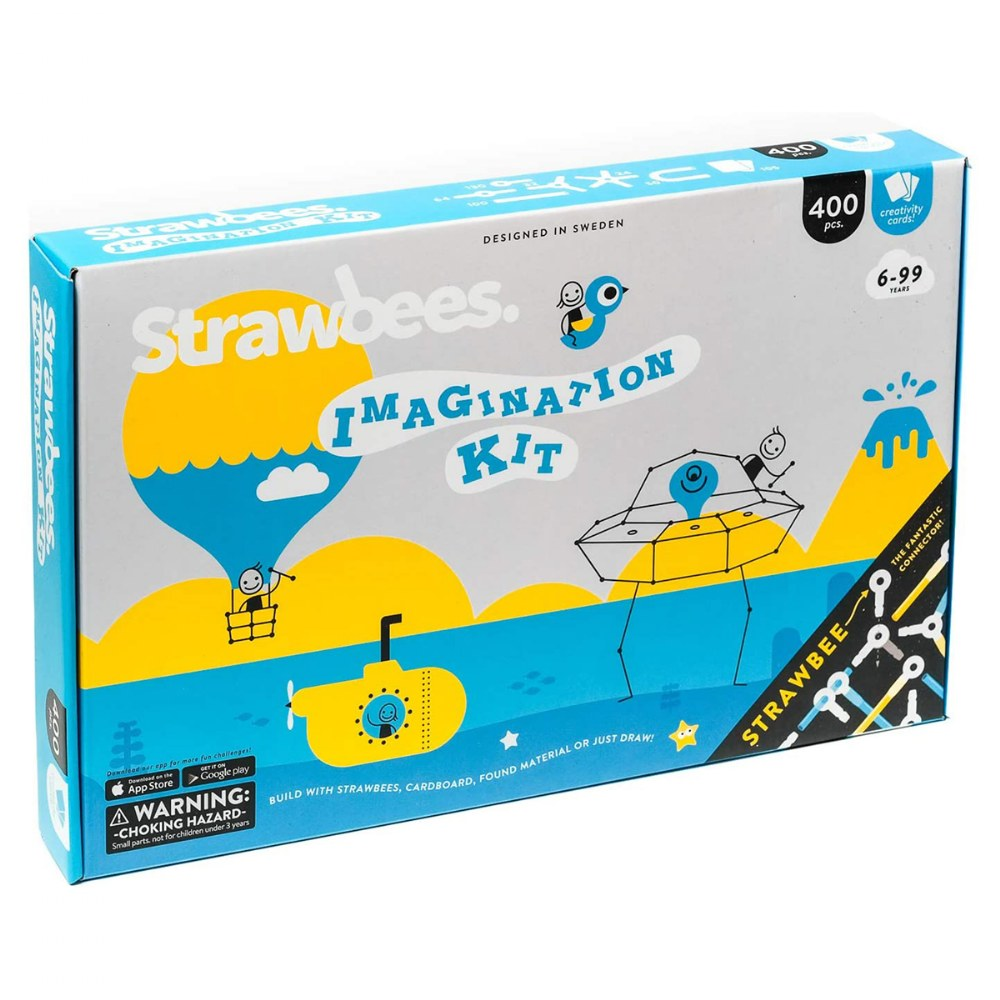 Alternate Image #1 of Imagination Kit - 400 Pieces