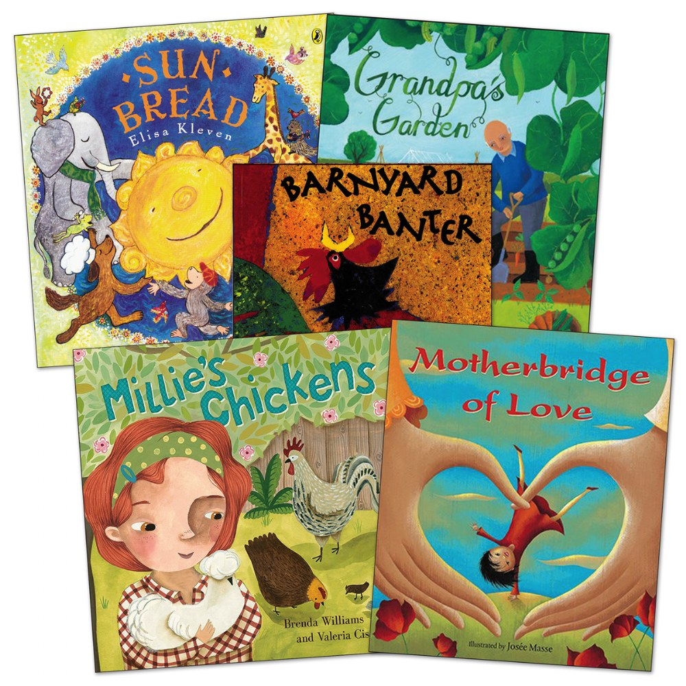 Storytime Books - Set of 5