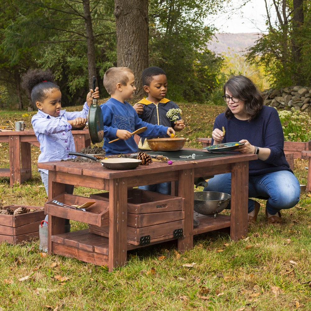Alternate Image #8 of Nature to Play™ Mud Kitchen
