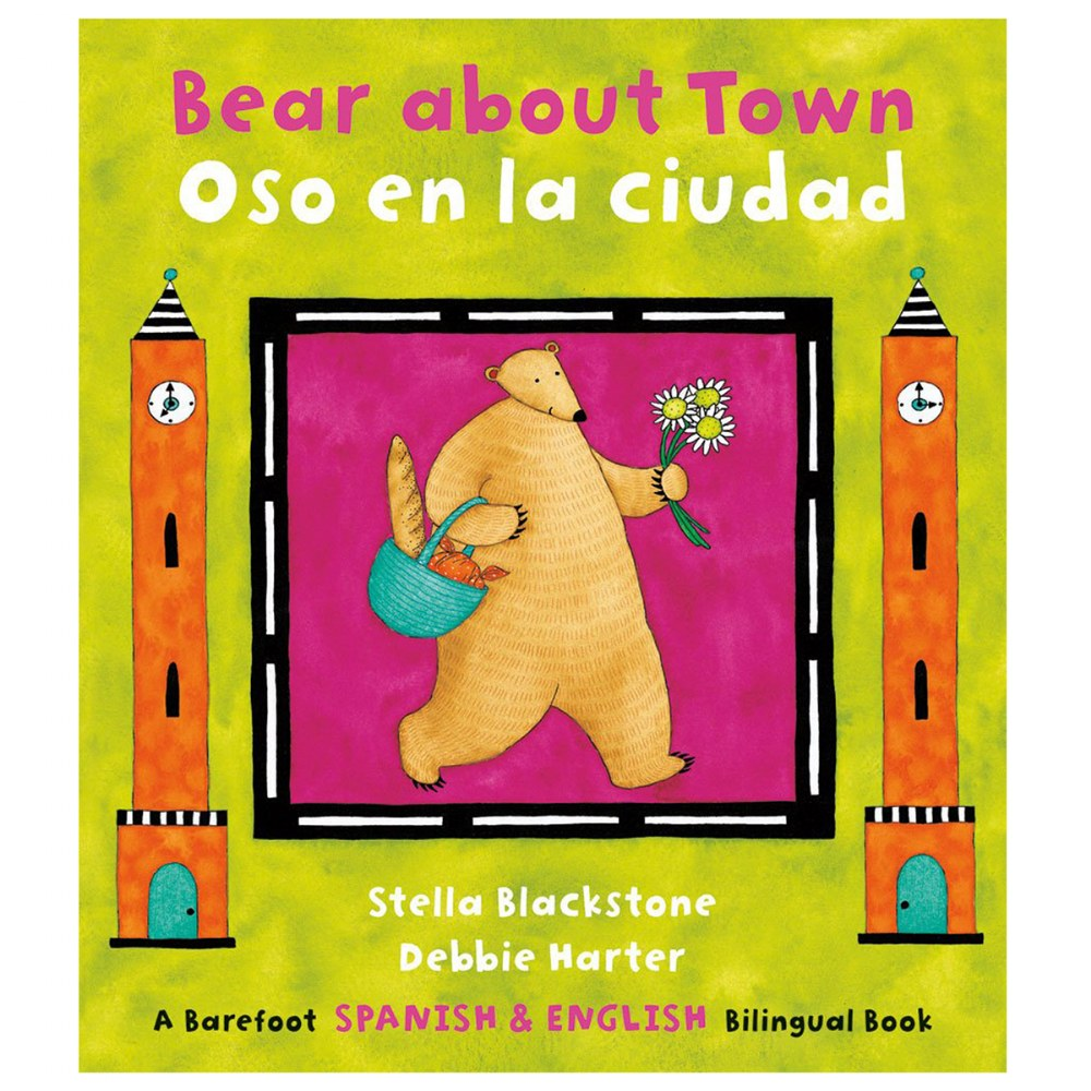 Alternate Image #4 of Bear Bilingual Books - Set of 4