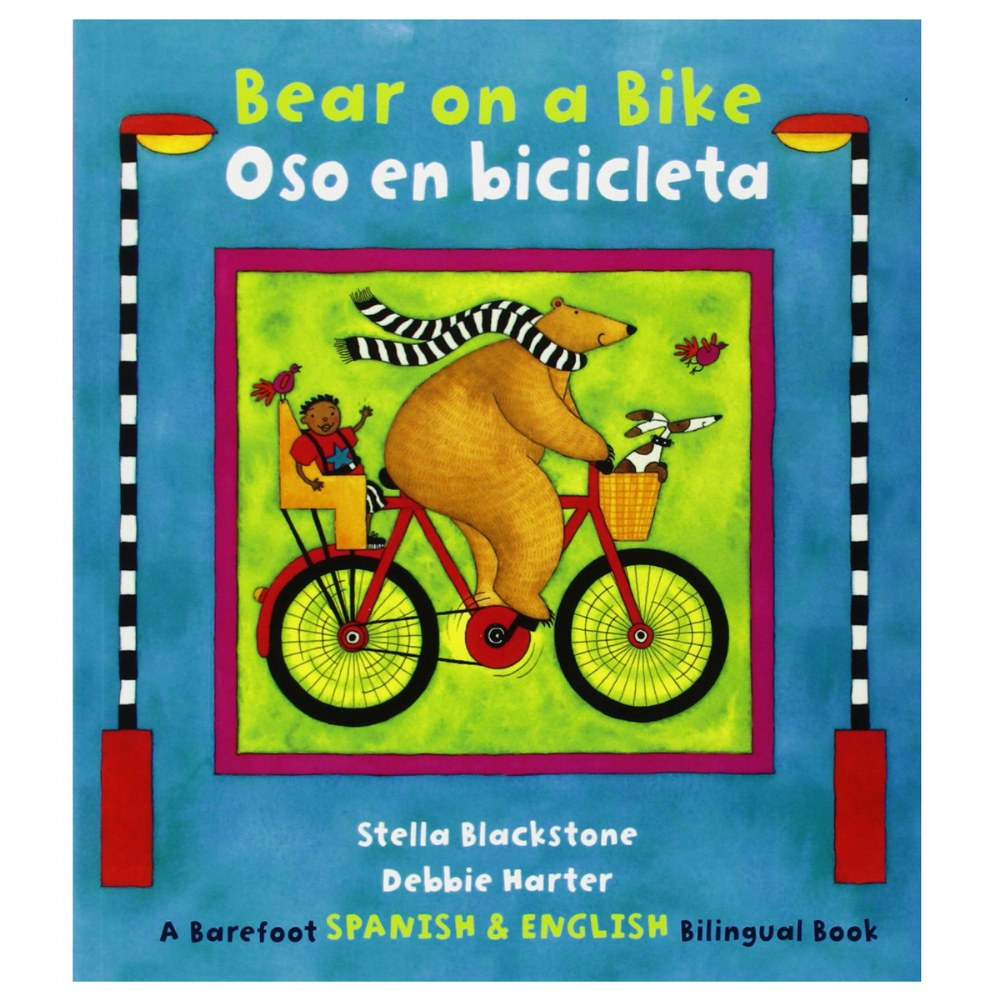 Alternate Image #2 of Bear Bilingual Books - Set of 4