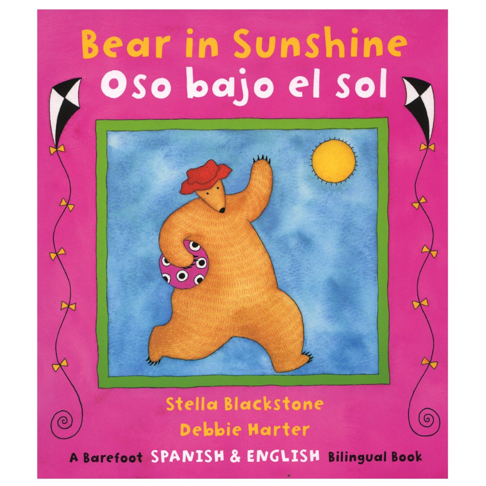 Alternate Image #3 of Bear Bilingual Books - Set of 4