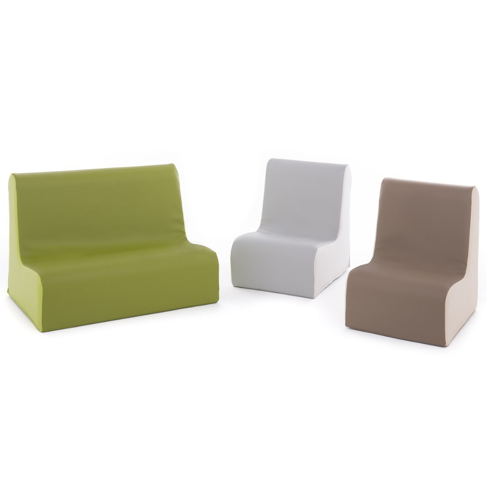 Natural Toddler Soft Seating