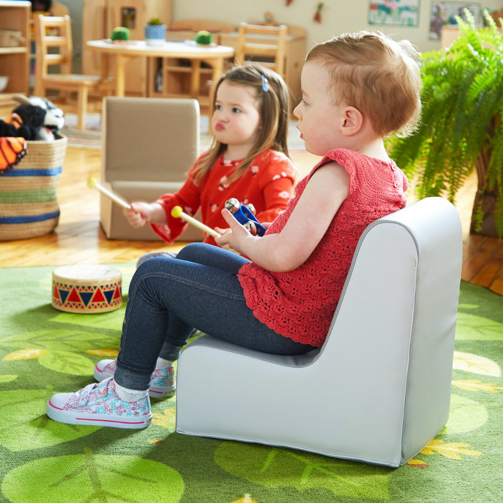 Alternate Image #1 of Natural Toddler Soft Seating
