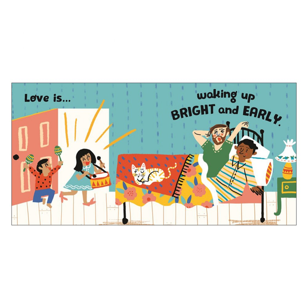 Alternate Image #3 of Love Makes a Family - Board Book