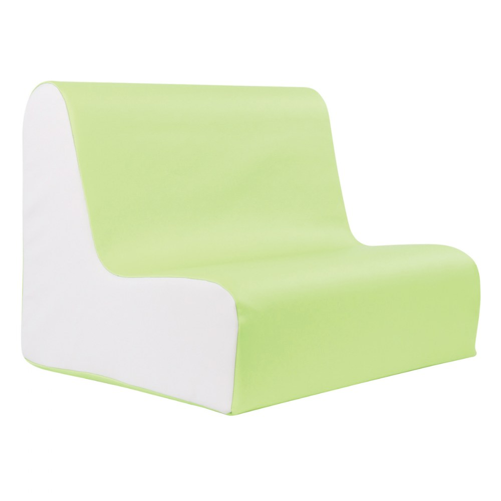Alternate Image #1 of Contemporary Toddler Soft Seating - Set of 3