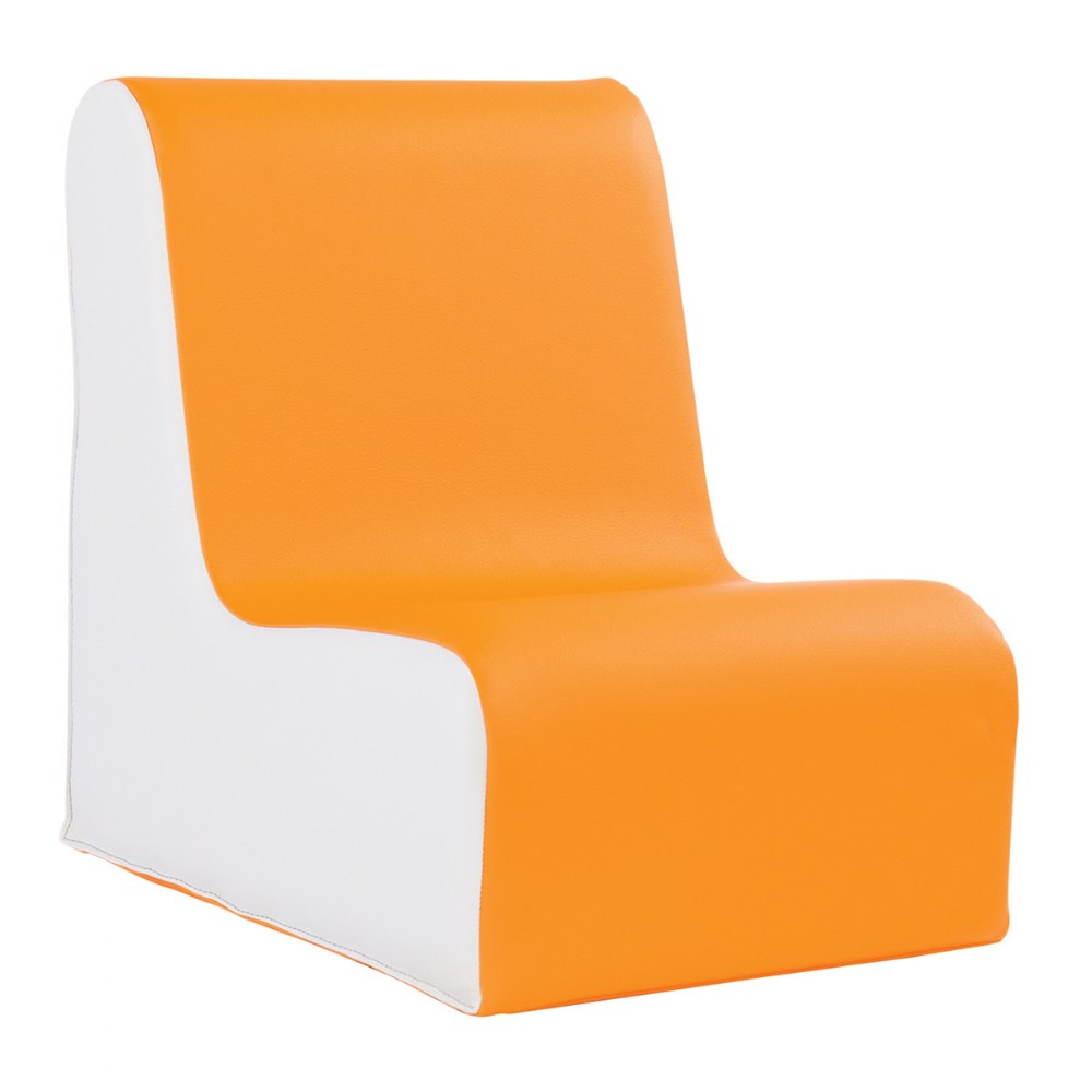 Alternate Image #3 of Contemporary Toddler Soft Seating - Set of 3
