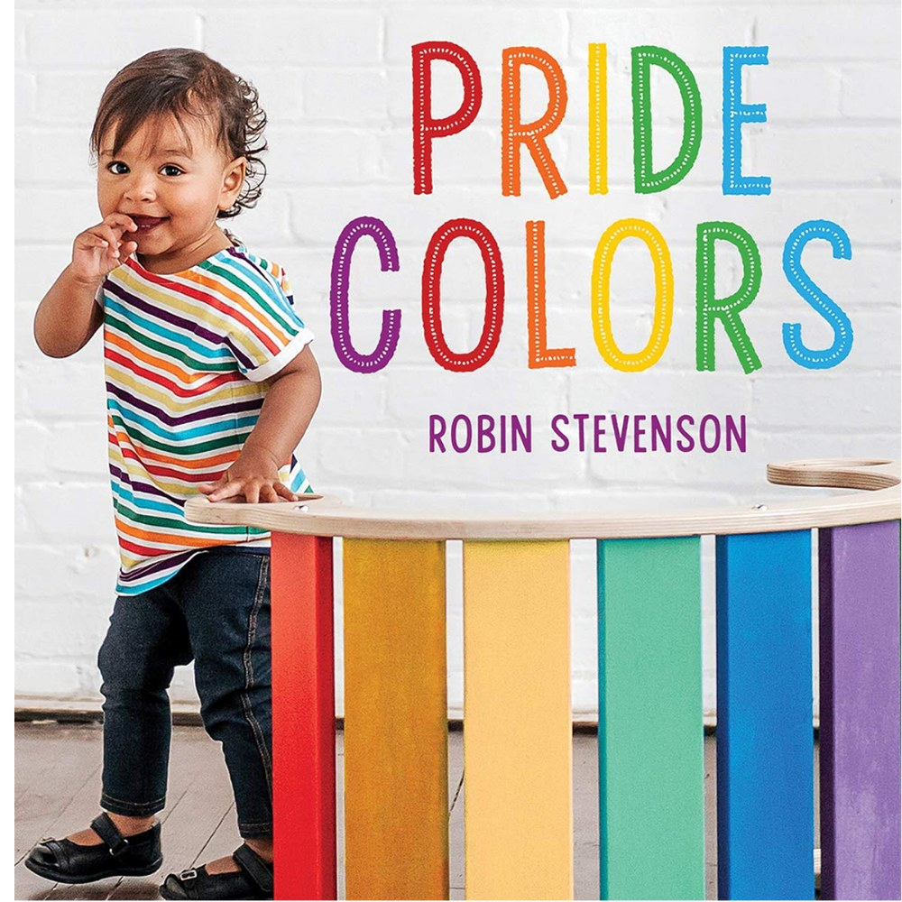 Pride Colors - Board Book
