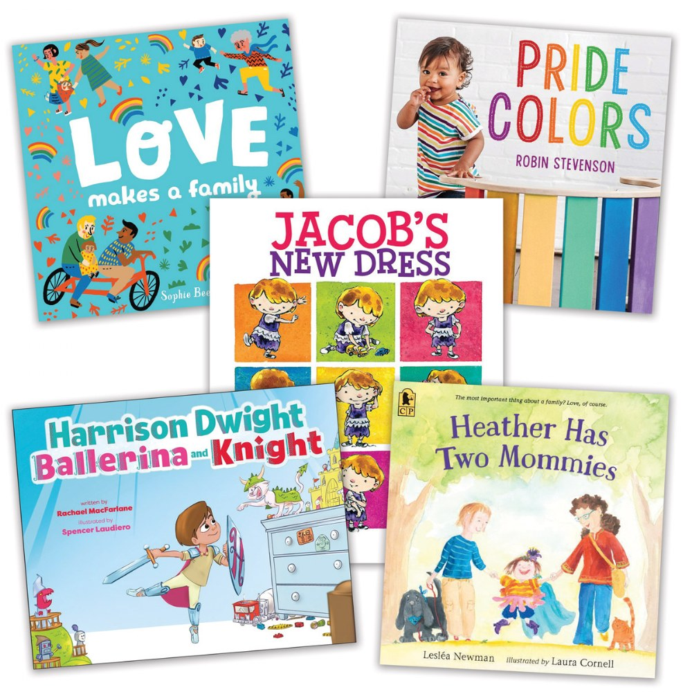 Free to Be Me Books - Set of 5